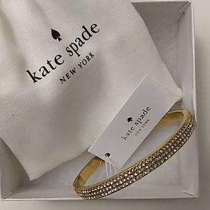 Kate Spade   Pave Row Bangle